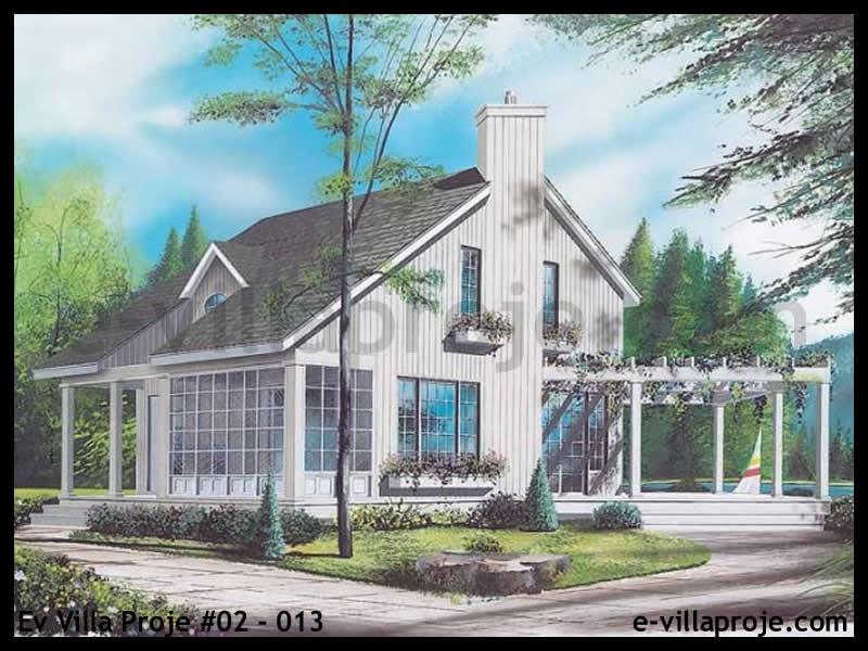 Ev Villa Proje #02 – 013