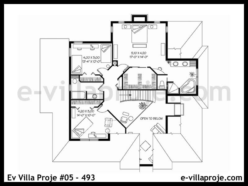 Ev Villa Proje #05 – 493
