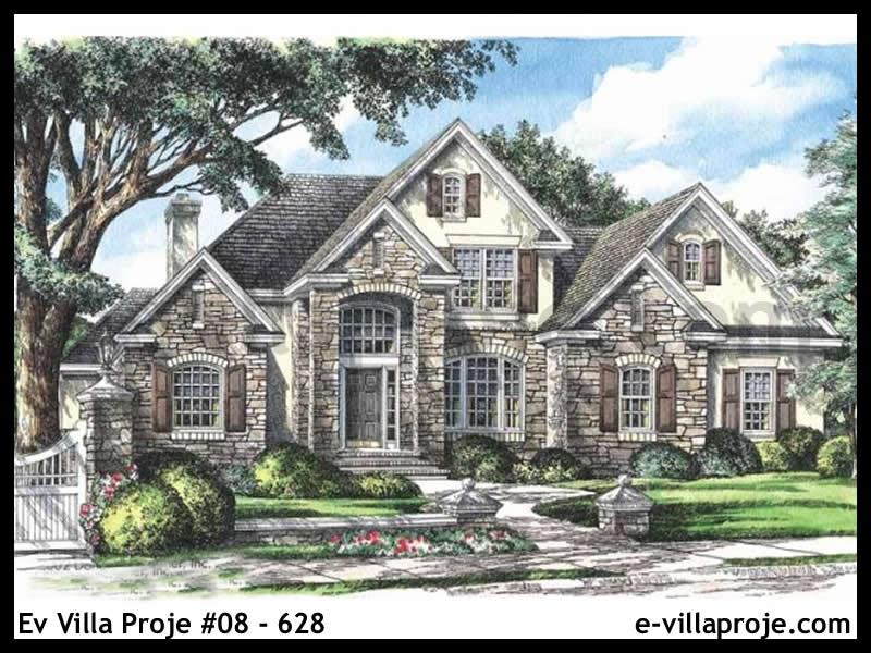 Ev Villa Proje #08 – 628