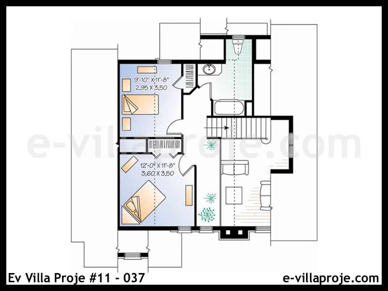 Ev Villa Proje #11 – 037