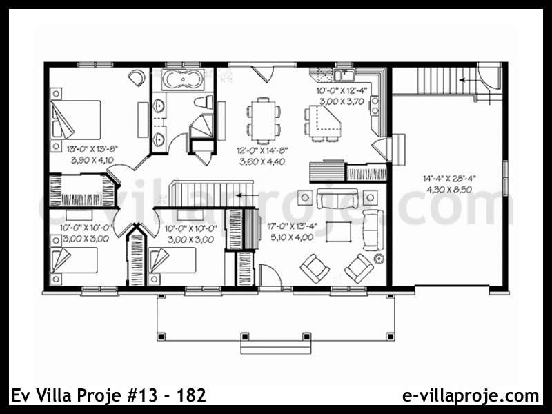 Ev Villa Proje #13 – 182