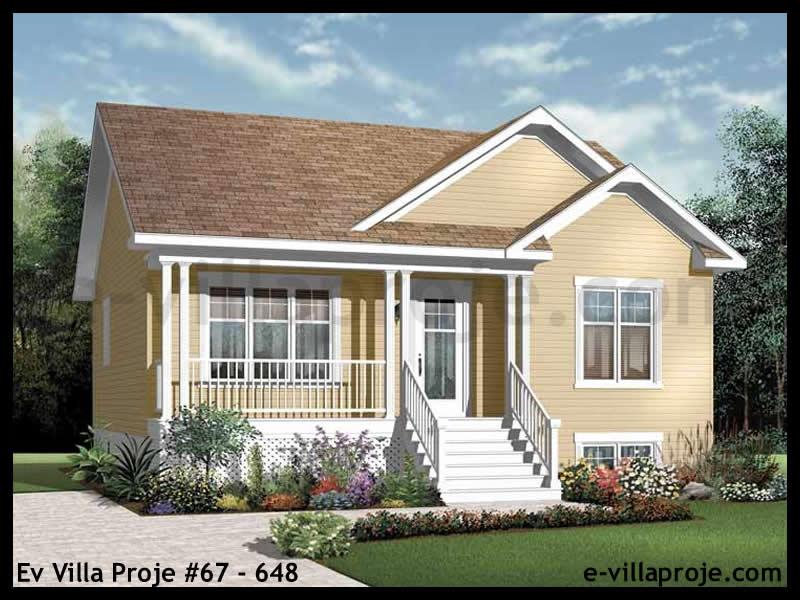 Ev Villa Proje #67 – 648