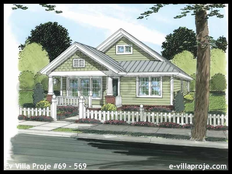 Ev Villa Proje #69 – 569