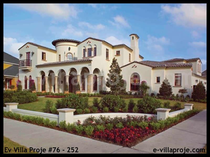 Ev Villa Proje #76 – 252